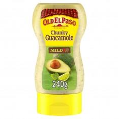 Old El Paso Squeezy Chunky Guacamole