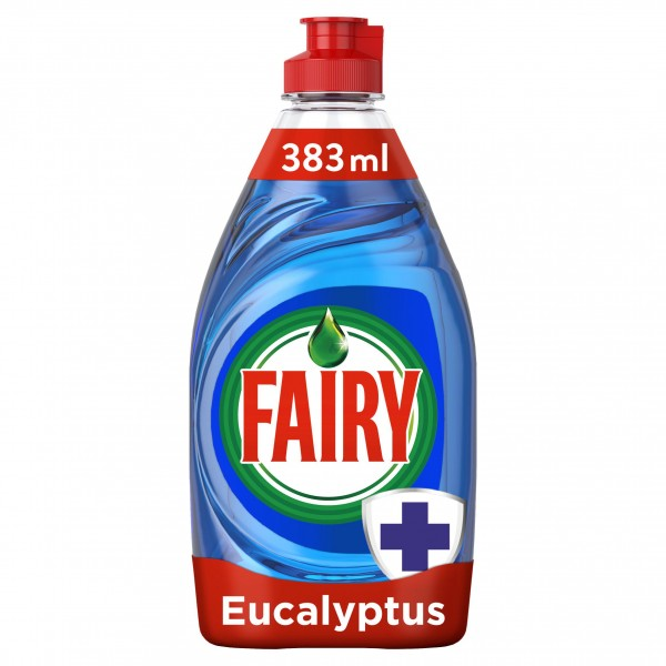 Fairy Antibacterial Washing Up Liquid, Eucalyptus
