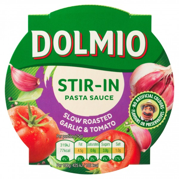 Dolmio Stir In Pasta Sauce, Garlic & Tomato