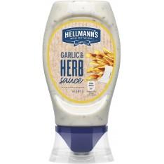 Hellmann's Garlic and Herb Sauce