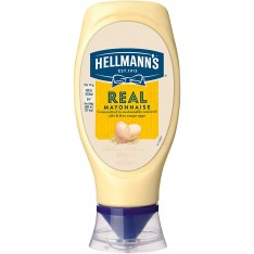 Hellmann's Real Squeezy Mayonnaise