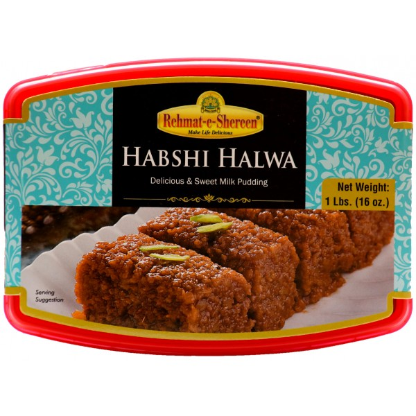 Rehmat-e-Shereen Habshi Halwa