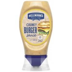 Hellmann's Chunky Burger Sauce