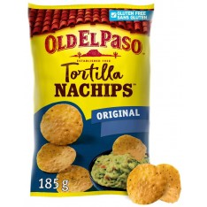 Old El Paso Crunchy Original Tortilla Nachips