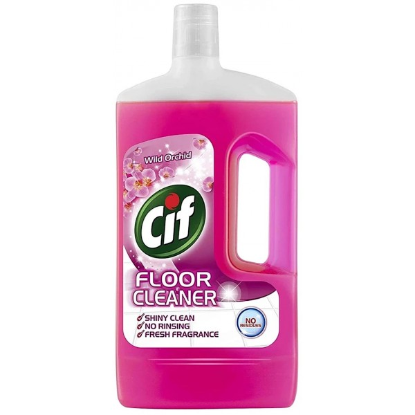 Cif Wild Orchid Floor Cleaner, 950 ml