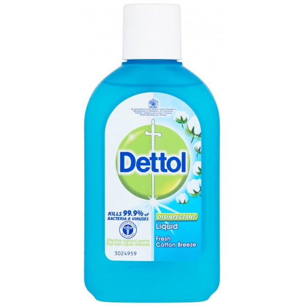 Dettol Fresh Cotton Breeze Liquid
