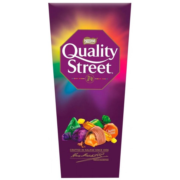 Quality Street Chocolate Toffee & Cremes