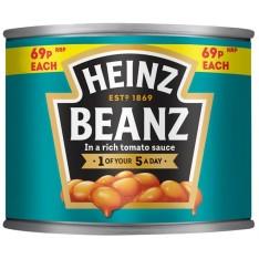 Heinz Baked Beans In Tomato Sauce, 200G