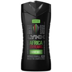 Lynx Africa Shower Gel, 250 ml