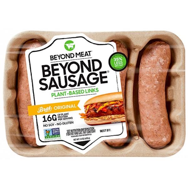 Beyond Sausage Plant Based Links
