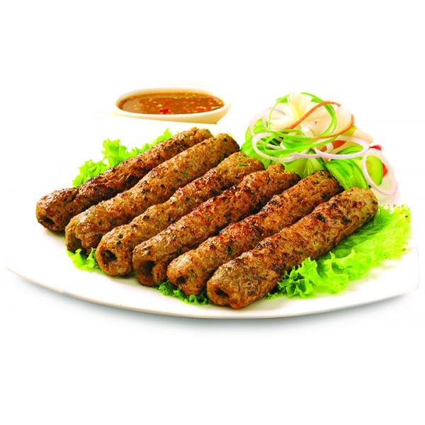 Fish Seekh Kebab