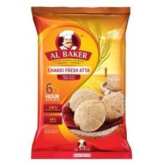 Al Baker Chakki Fresh Atta, 5Kg