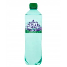 Highland Spring Sparkling Water, 500ml