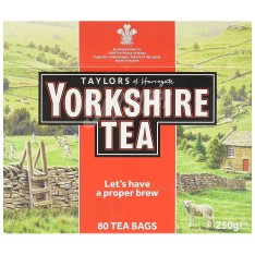Taylors of Harrogate Yorkshire Tea, 80 Tea Bags