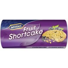 McVitie's Fruit Shortcake