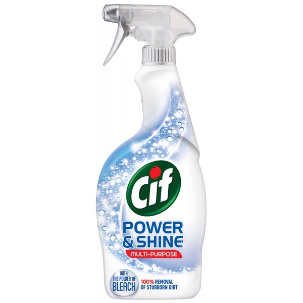 Cif Multi-Purpose Cleaner Spray with Bleach