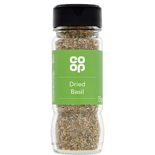 Co-op Dried Basil