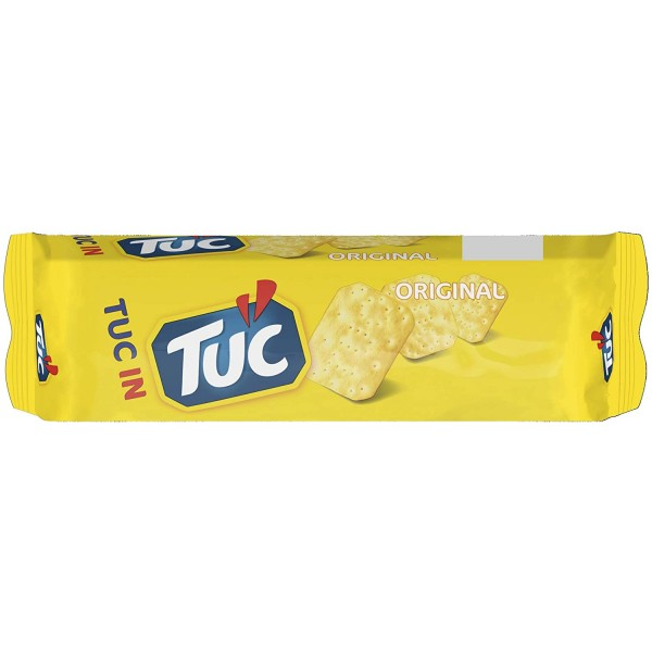 Jacobs TUC Original Biscuits, 150g