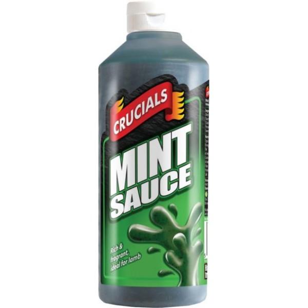 Crucials Mint Sauce, 500ml