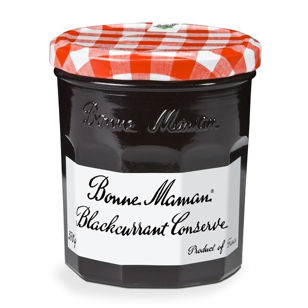 Bonne Maman Blackcurrant Conserve