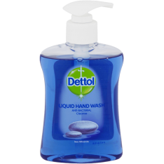Dettol Antibacterial Liquid Grapefruit Handwash