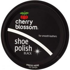 Cherry Blossom Shoe Polish Black