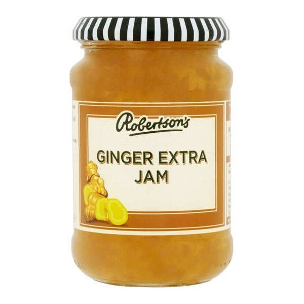 Robertson's Ginger Extra Jam