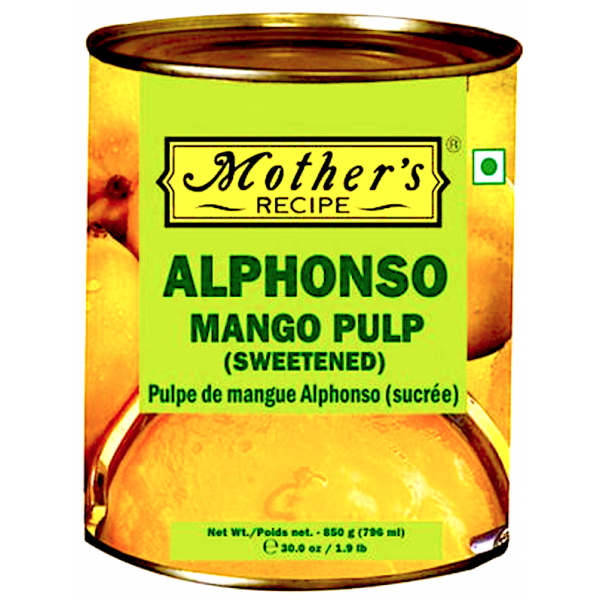 Mother's Alphonso Mango Pulp