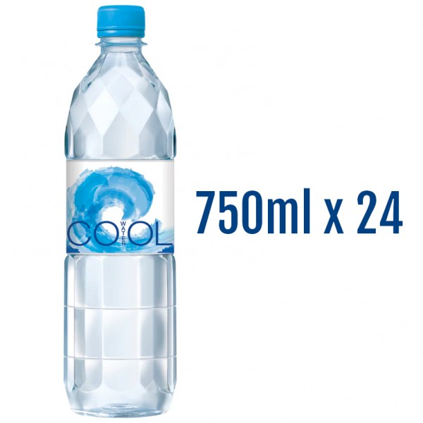 Cool Mineralised Water, 750ml x 24