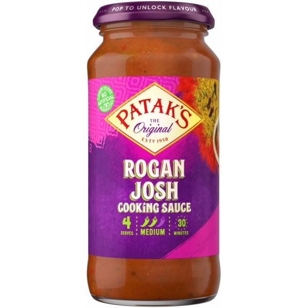 Patak Rogan Josh Curry Sauce