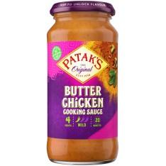 Patak Butter Chicken Curry Sauce