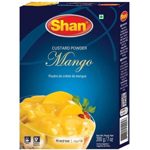 Shan Mango Custard Powder