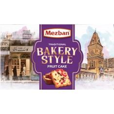 Mezban Bakery Style Fruit Cake
