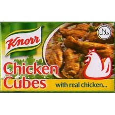 Knorr Chicken Cubes (Pack of 6)