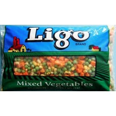 Ligo Mixed Vegetables 2.2lbs