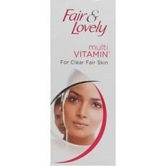 Fair & Lovely Multi Vitamin 50g