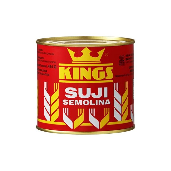 Kings Suji (Semolina) 454g