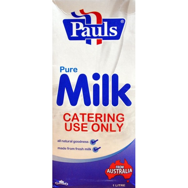 Longlife Pauls Milk x 12