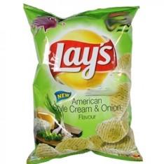 Lay's American Style Cream & Onion