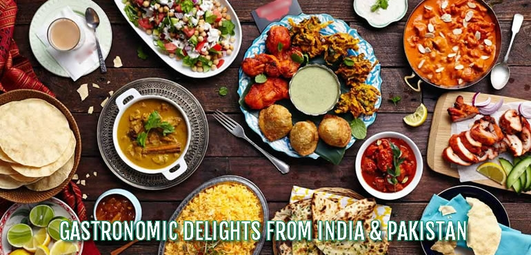 Fully cooked indian meals and cuisine from India & Pakistan. Just heat and serve, free hong kong del